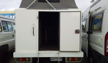 Pop Up Motorhome or Lift Off Camper By Order full