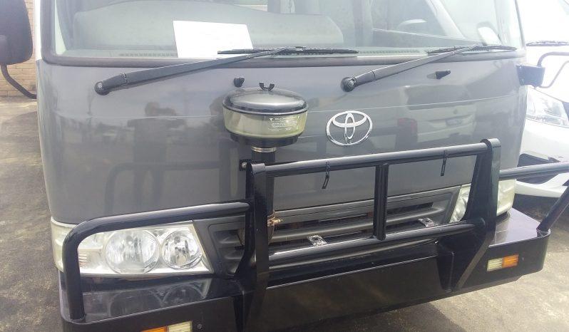 Toyota Coaster Motorhome 2011 full
