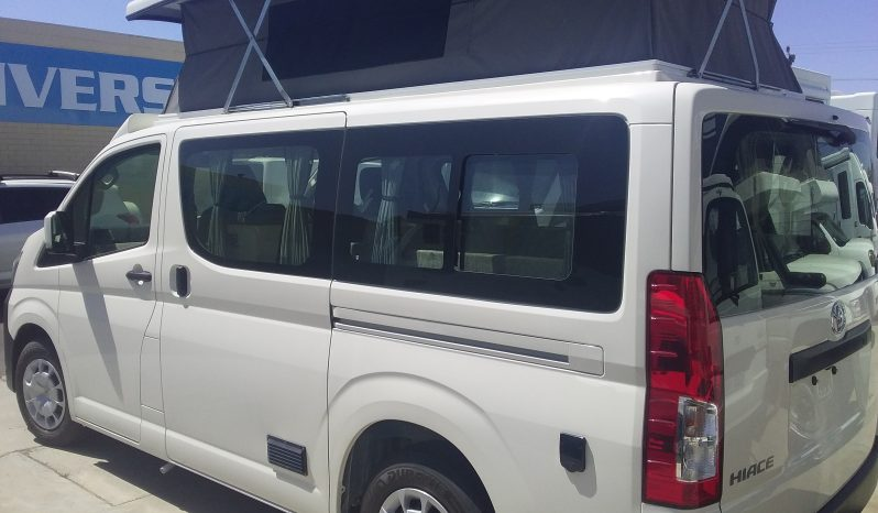 NEW Toyota Hiace 2  Berth Auto Petrol Available NOW full