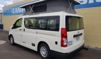 Toyota Campervan Auto Diesel New Release full