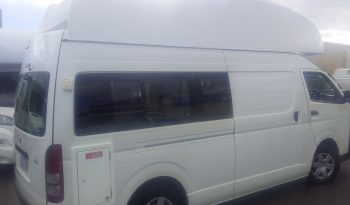 TOYOTA SLWB 4 BERTH CAMPERVAN AUTO $51000 full