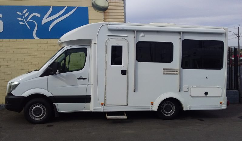 Mercedes Sprinter 4 Berth 2017 full