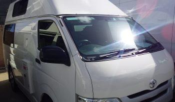 Toyota Hiace Auto Campervan 2016 full