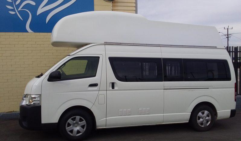 TOYOTA SLWB 4 BERTH CAMPERVAN AUTO $51000 full